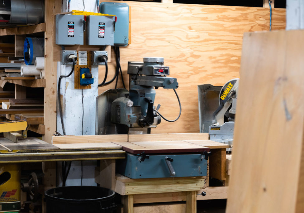 CNC routing & woodworking supplies